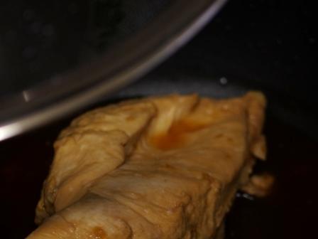 味ぽんで簡単さっぱり鶏チャーシュー温素麺03