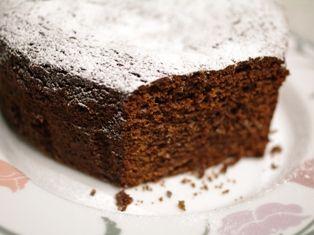 超簡単で本格チョコレートケーキ09