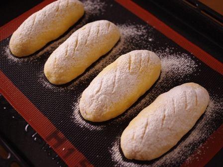 ホットケーキミックスで作るソーセージドッグパン04