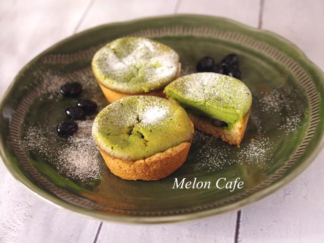 ホットケーキミックスの簡単タルト抹茶クリーム00