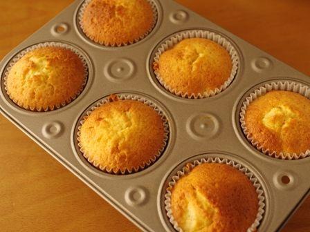 りんごのカップケーキアップルパウンドケーキ05