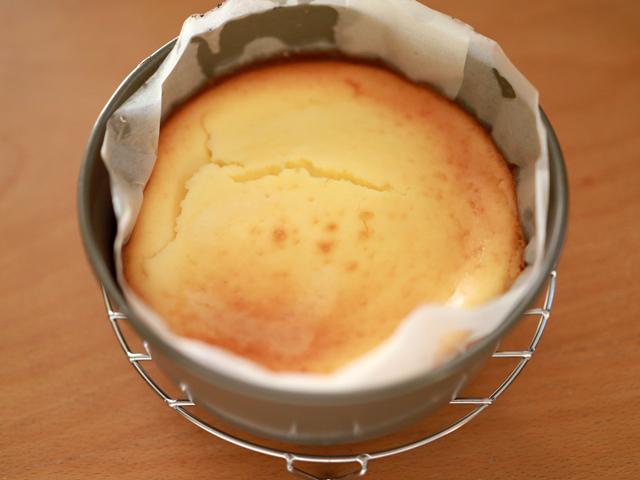 手軽にヨーグルトチーズケーキ07