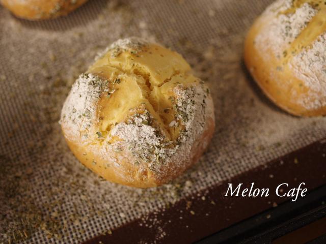 スイートバジルのクイックブレッドすぐに焼けるパン06