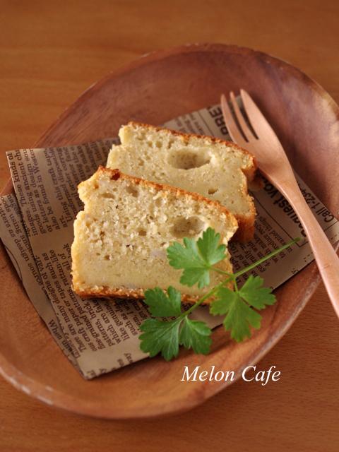 ホットケーキミックスで簡単ほくほく里芋ケーキ01