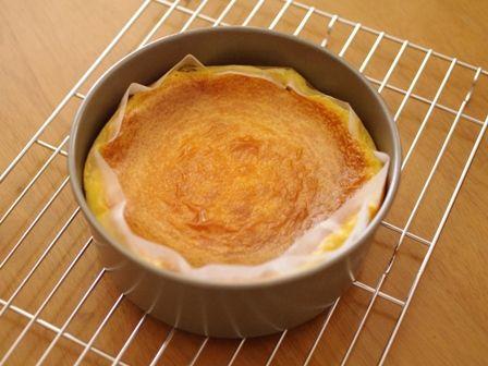ベイクドチーズケーキ03