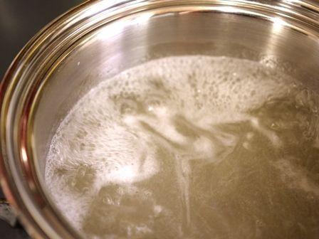 マロンペーストでつくる涼やか栗羊羹03