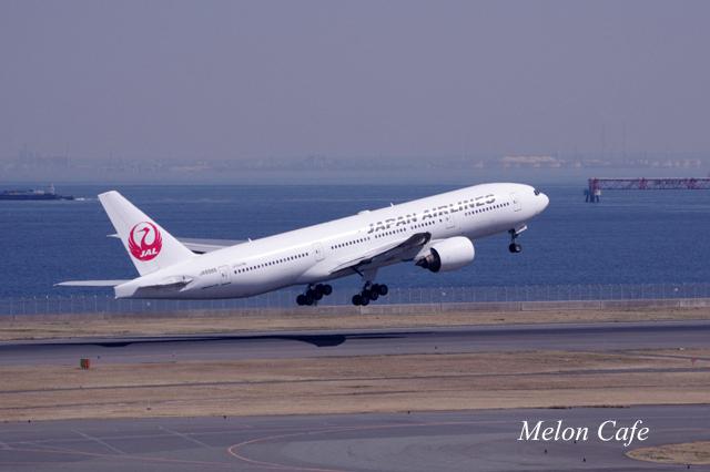羽田空港にて撮影20170311