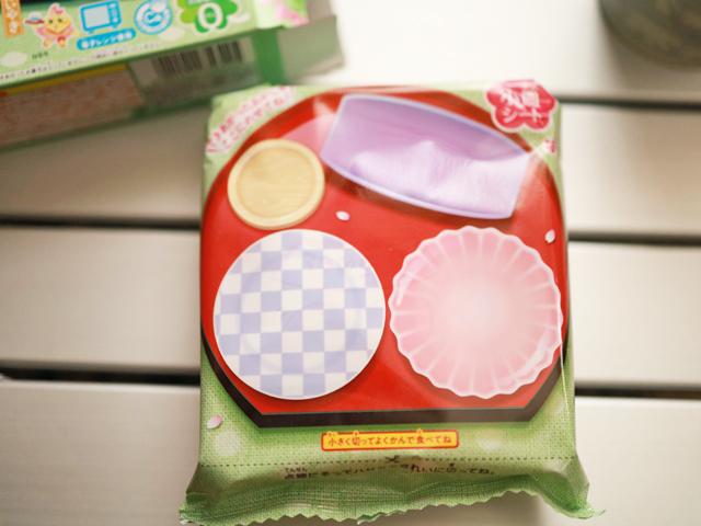 市販菓子大人が作ってみました_たいやき&おだんご_02