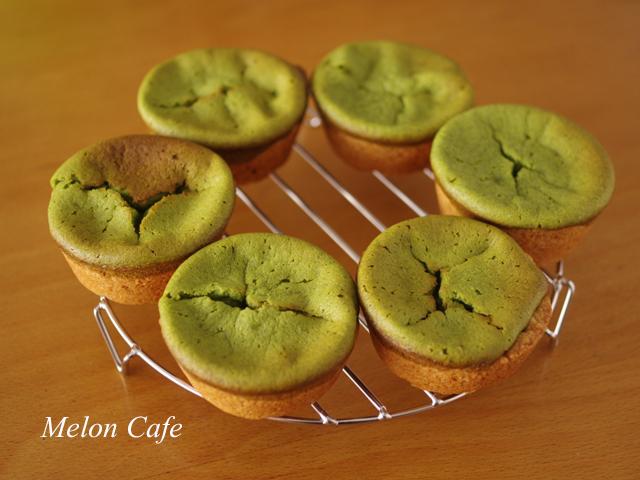 ホットケーキミックスの簡単タルト抹茶クリーム07