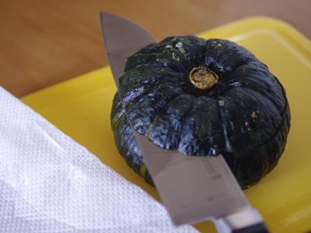 まるごとかぼちゃの簡単まぜまぜサラダ03