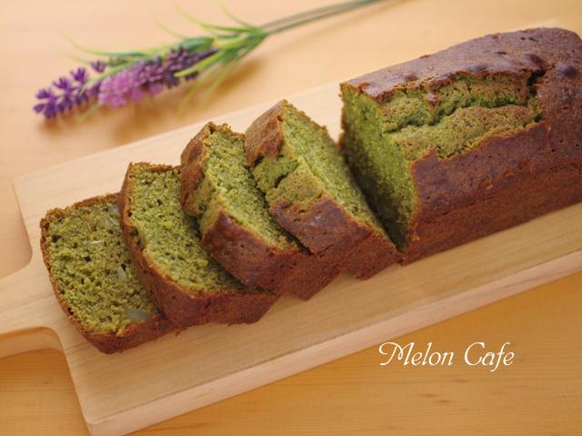 ホットケーキミックスでつくる栗抹茶パウンドケーキ簡単06