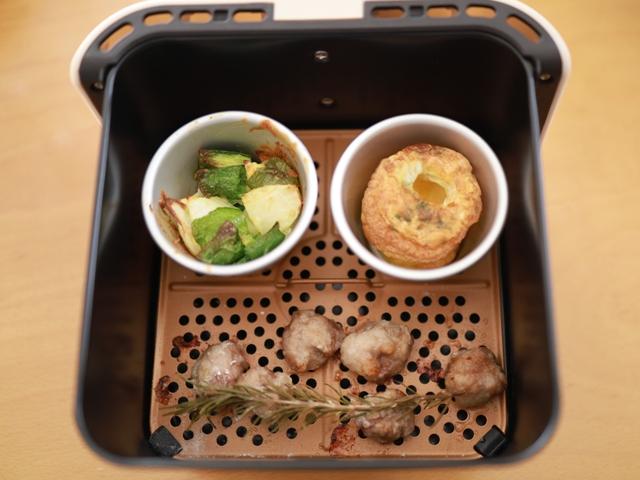レコルトエアーオーブンで簡単お弁当おかず05