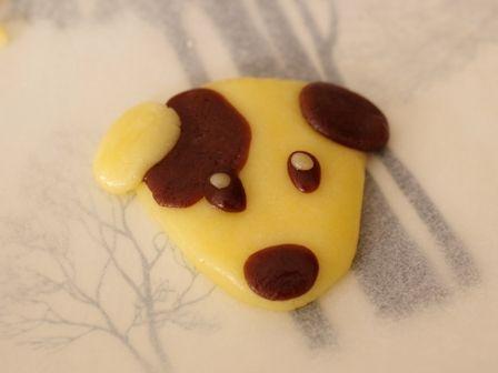 ホットケーキミックスでつくる簡単2色デコクッキー06