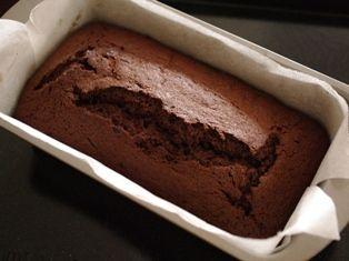 クリスマスの簡単チョコレートケーキ05