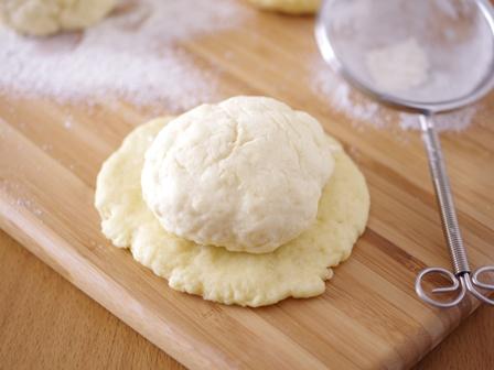 ホットケーキミックスで簡単お手軽メロンパン03