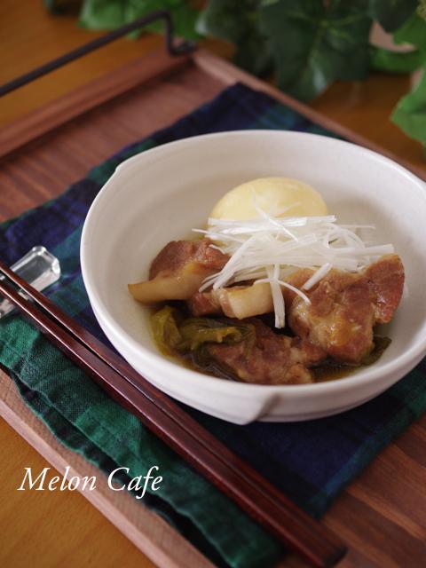 中華風豚の角煮09