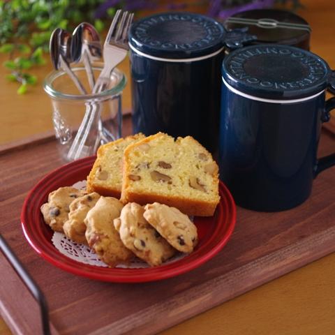 ナッツの焼き菓子2種c1111