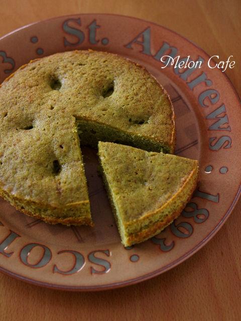 栗まるごと抹茶のカップケーキアレンジ01