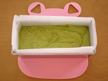 3段重ねパウンドケーキ簡単おしゃれな焼き菓子でひな祭り06