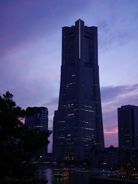 横浜写真みなとみらい04ランドマークタワー