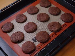 子どもも一緒にお手伝い超簡単チョコクッキー06