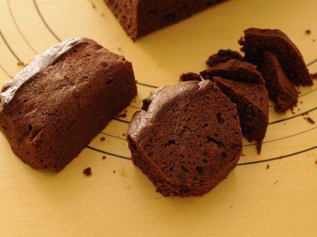 パウンドケーキで簡単ブッシュドノエル07