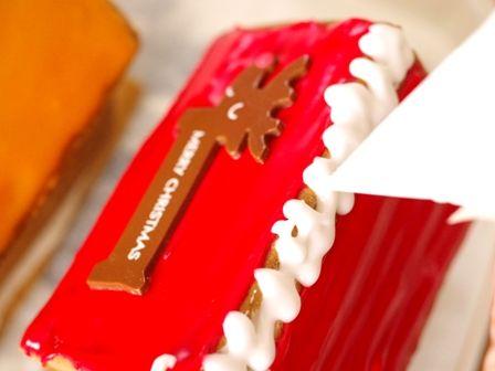 クリスマスのヘクセンハウスお菓子の家2014meloncafe07