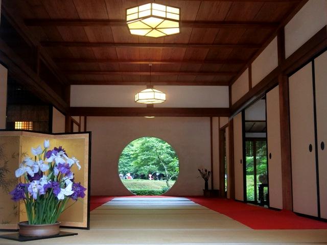 北鎌倉明月院あじさい寺EX-ZR4100m18