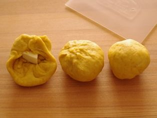 カレーチーズパンアレンジ05