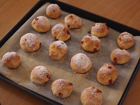 オーブントースターで焼くホットケーキミックスの簡単ハードパン04