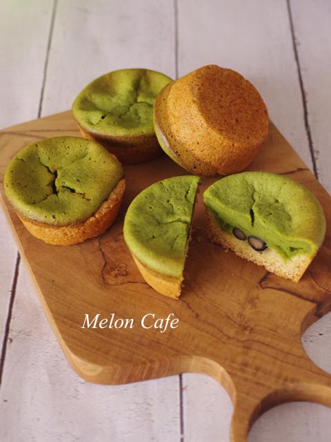 ホットケーキミックスの簡単タルト抹茶クリーム