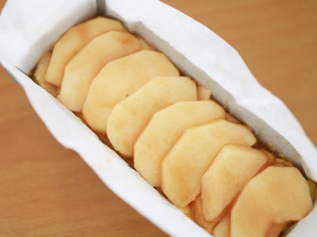 りんごカラメルのパンプディング07