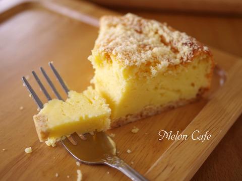 ホットケーキミックスで簡単本格ベイクドチーズケーキ00