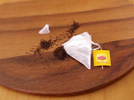 リプトンイエローラベル紅茶の葉