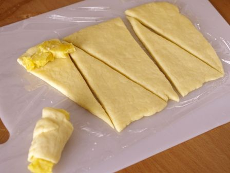 ホットケーキミックスで簡単ちょこっとおかずパン焼き芋とかぼちゃ02