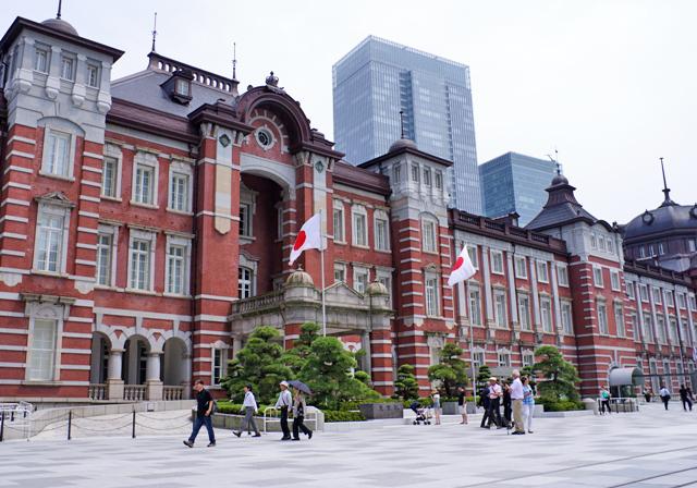 東京駅201706a