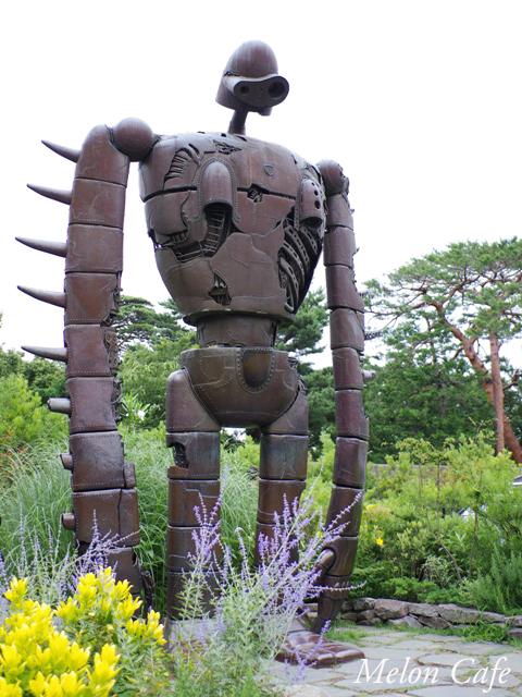 三鷹の森ジブリ美術館04