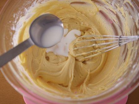 ホットケーキミックスでつくるバナナチョコの簡単カップケーキ01