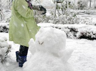 近所の雪景色01