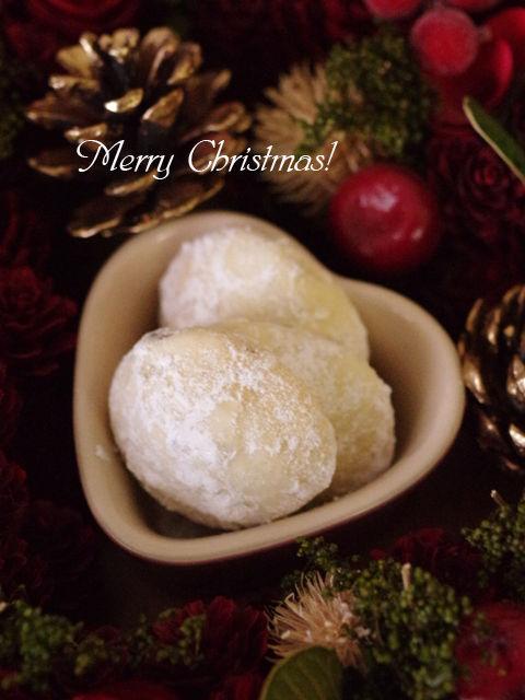 ブールドネージュ風クリスマスクッキー07