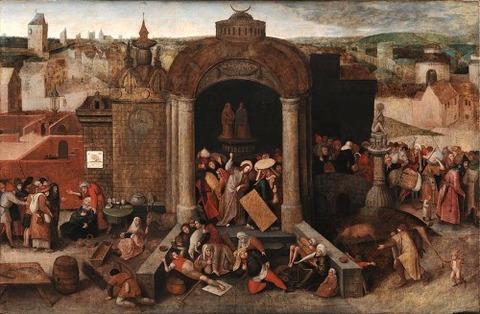 Unknown artist  1570