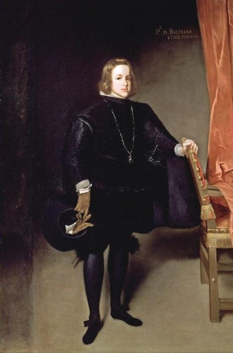 Juan Bautista Martínez del Mazo 1645