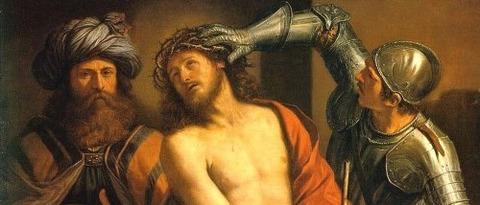 Guercino - Ecco Homo  1647 -