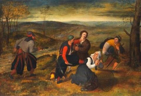 Pieter Brueghel der Jüngere,ca. 1564 - 1637