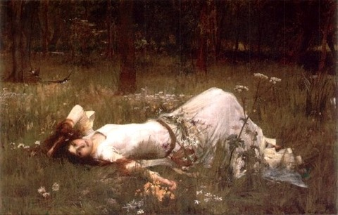 John William Waterhouse, 1889