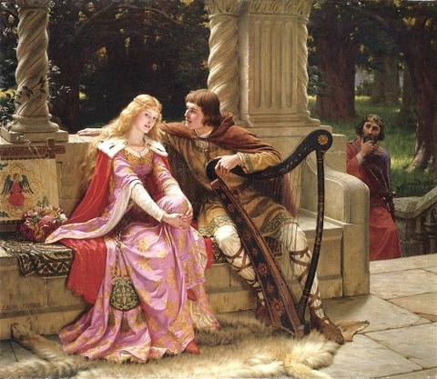 Edmund Blair Leighton's 1902