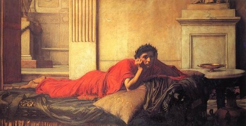 remorse of Emperor After the Murder Mother Waterhouse 1878