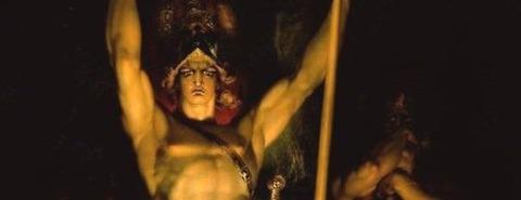 Satan Summoning His Legions, Thomas Lawrence 1769-1830 -