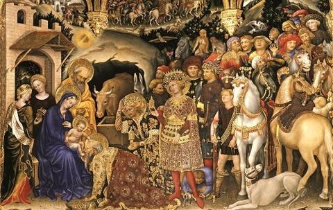 Gentile da Fabriano, 1423