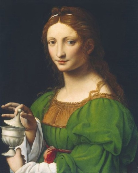 Bernardino Luini -Maria Maddalena